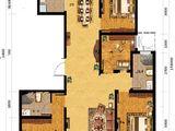 凯旋大道_4室2厅2卫 建面144平米