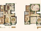 新世界家园_6室2厅3卫 建面273平米
