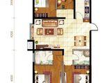 文予凤凰城_4室2厅2卫 建面145平米
