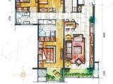 坤杰拉菲公馆_3室2厅2卫 建面145平米