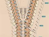 敏捷黄金海岸_1室1厅1卫 建面60平米