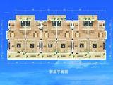 敏捷黄金海岸_3室2厅4卫 建面186平米