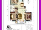 中房馨美域_3室2厅2卫 建面119平米